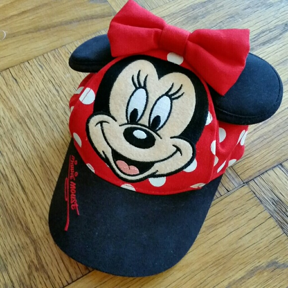 e72eae2b Walt Disney World Accessories | Euc Toddler Girls Minnie Mouse Wdw ...